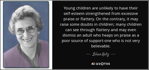 lilian katz quote