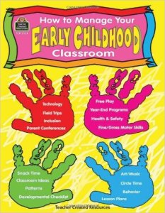 managing your early childhood classroom